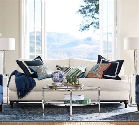 pottery barn carlisle sofa pottery barn carlisle sofa review the place home