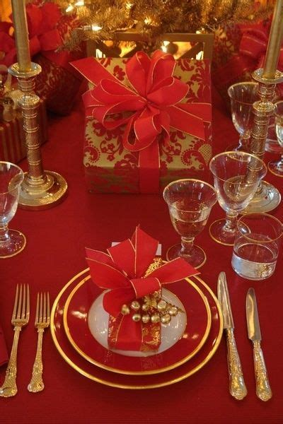 beautiful table settings pictures zsazsa bellagio beautiful christmas tablescape table