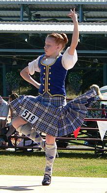 scottish highland dance simple english wikipedia