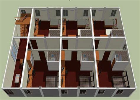 hotels with multiple bedrooms insulation modern modular buildings multiple bedroom prefab homes for hotel