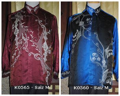 design batik lelaki aniq zafri on9 boutique pre order baju kemeja batik