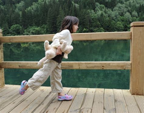 real little lolis cute photos of jiuzhaigou little loli create internet