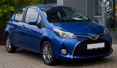 Stopl Yaris Ori 1 file toyota yaris 1 33 dual vvt i comfort xp130 facelift frontansicht 17 august 2014