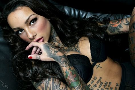 tattooed model search 17 best images about cleo wattenstrom on