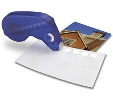 Tab Dispensers For Your Scrapbook Layouts tab dispenser refill album scrapbooking supplies