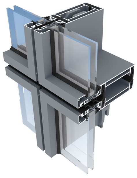kawneer curtain wall details new unitised curtain walling launched by kawneer