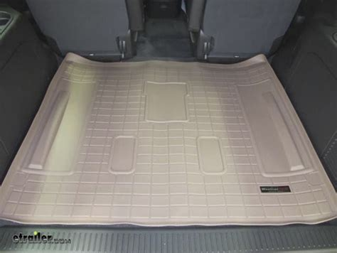 Weather Tech Floor Mats Review by Weathertech Cargo Liner Gray Weathertech Floor Mats Wt42306