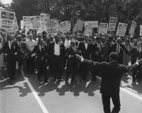 The emergence of the civil rights movement