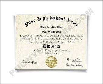 buy fake high school diplomas degrees and transcripts at