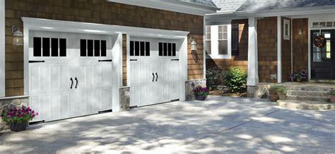 garage style carriage style garage doors carroll garage doors
