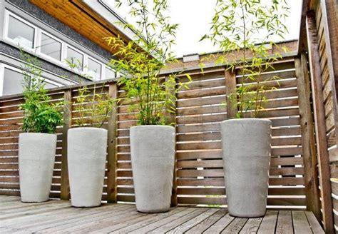 Brises Vues Ikea by Bambou En Pot Brise Vue Naturel Et D 233 Co Sur La Terrasse