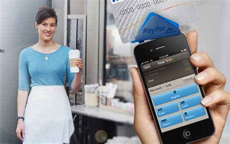 Paypal Business Credit Card Swipe