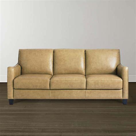 basset sofa bassett 3960 62ls bennet sofa discount furniture at