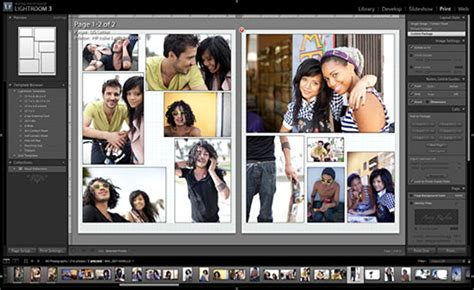 print layout in photoshop multi image print layouts in lightroom 3