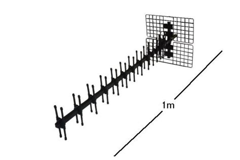 dbi wideband yagigrid array antenna gsm  gsma