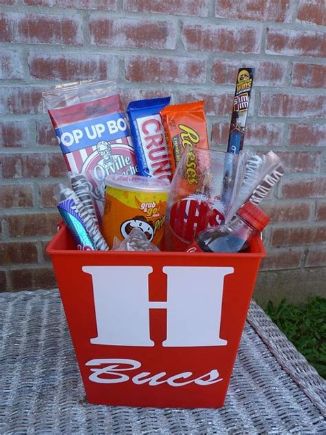 best christmas gifts for teen baseball players personalized snack with glass football tumbler by bbandgifts on etsy 25 00 such a cool