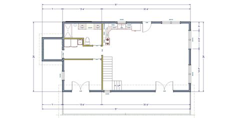 simple floor plan with dimensions simple house floor plan with dimensions