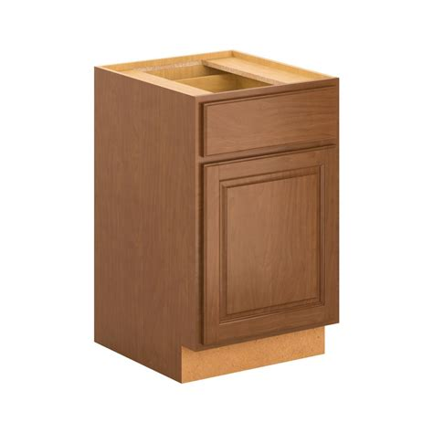 home depot kitchen sink cabinet hton bay 30x34 5x24 in sink base cabinet in cognac