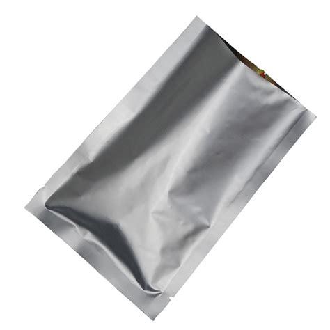 Alumunium Foil Silver Kue silver 30 40cm 150pcs lot aluminum foil nut snack tea vacuum storage bag heat seal mylar