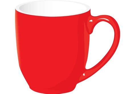 mug design in vector coffee mug vector download free vector art stock