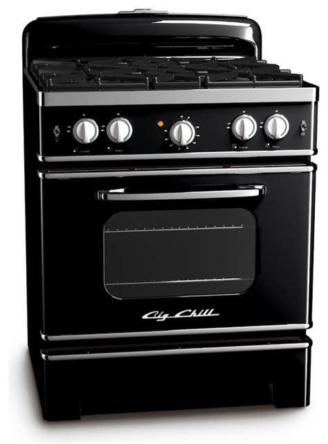 stoves kitchen appliances big chill retro stove midcentury gas ranges and