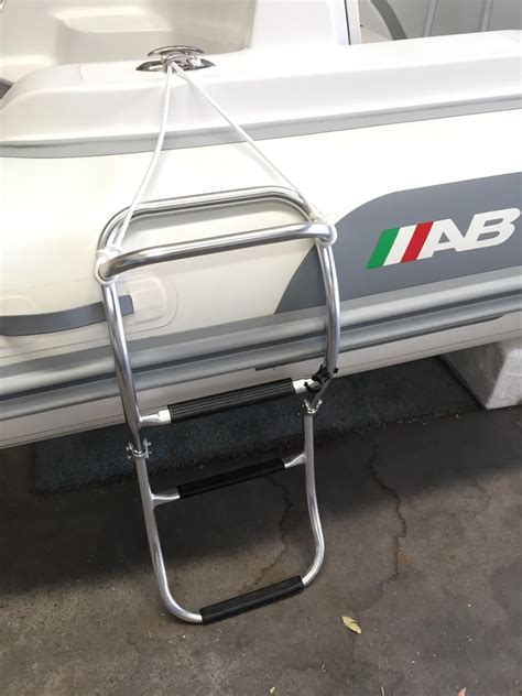 boat ladder supports other inflatable boat ladder 2017 for sale boats for