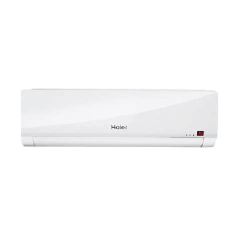 Freon Ac Setengah Pk harga jual haier hsu 09eco03 lw ac split 1 pk low watt r410a sejuk elektronik