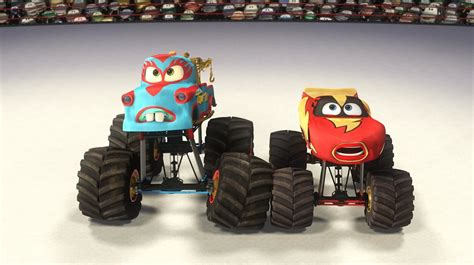 mater monster truck video image gallery monster truck cars