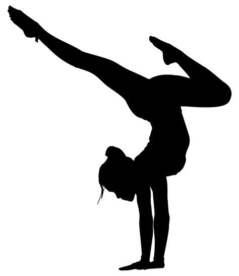 gymnast clip gymnastics clipart circus free clipart on