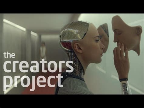 director of ex machina ex machina examining our fear of artificial intelligence