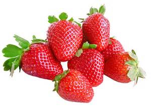 attractive Blueberry Kitchen Decor #6: strawberries.png