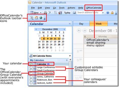 calendar email template microsoft outlook calendar with officecalendar