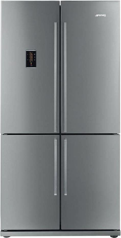 frigoriferi sharp 2 porte frigorifero smeg frigo americano side by side no