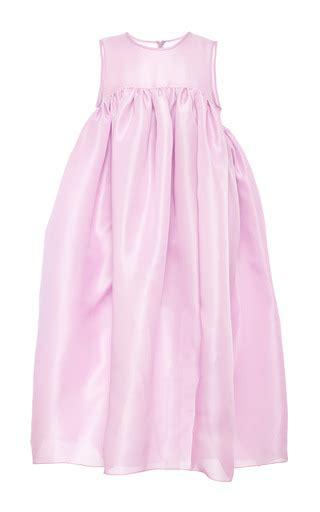 Exclusive Violet 10 m o exclusive violet beauregard silk organza dress by