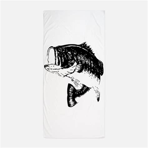 bass fishing bathroom decor bass fish bathroom accessories decor cafepress
