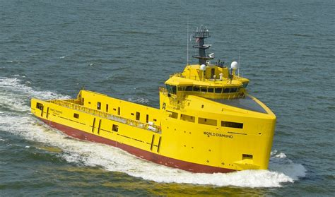 platform supply vessel damen platform supply vessel 3300 of proven design