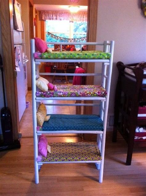 bunk beds for american girl dolls 25 best ideas about doll bunk beds on pinterest