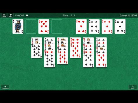 microsoft solitaire collection oude kaartspellen  een