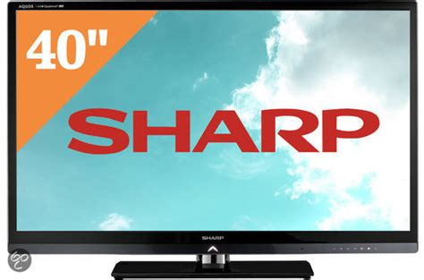 Tv Led Hd Sharp bol sharp lc 40le830e 3d led tv 40 inch hd