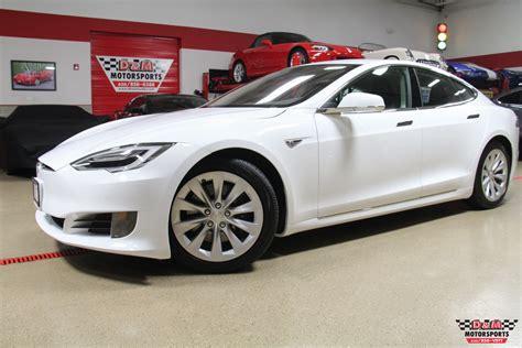Tesla Model S P70d