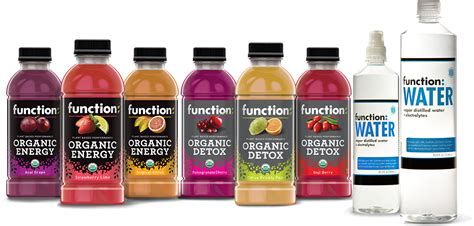 Function Water Detox by Function Drinks
