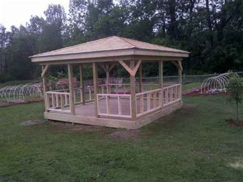 diy backyard gazebo 12 diy backyard gazebo designs and ideas