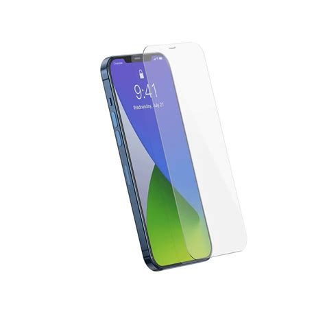 cell phone tempered glass baseus   mm tempered