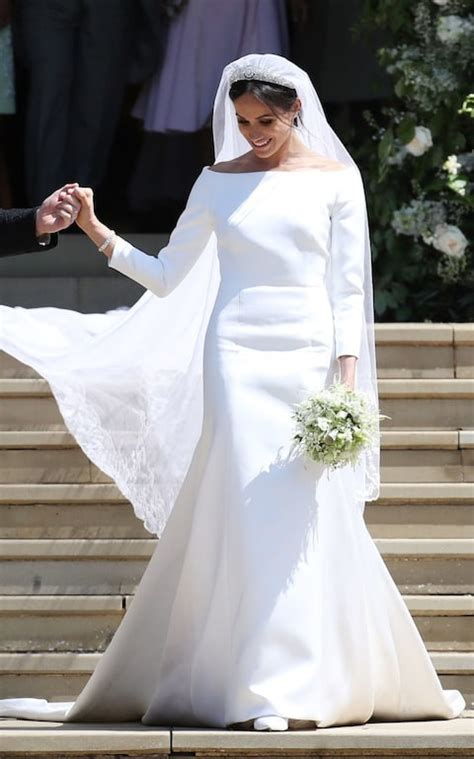 designer wedding dresses clare meghan markle s wedding dress clare waight keller of