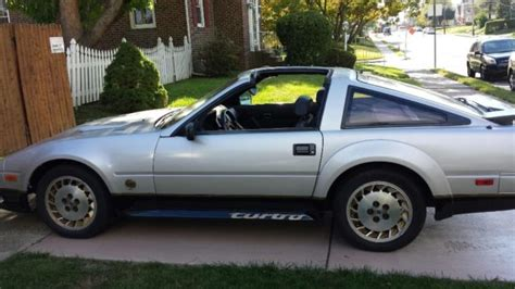 1984 Nissan 300zx For Sale by 1984 Nissan 300zx Turbo 50th Anniversary Edition For Sale
