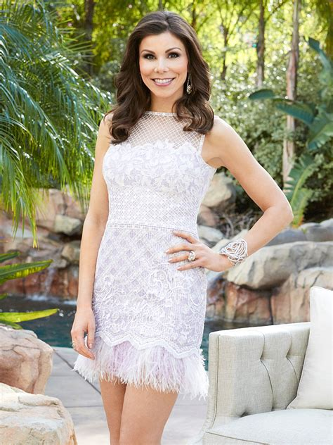 heather dubrow real housewives of orange county heather dubrow on an