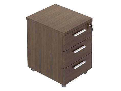 Office Pedestal Drawers by Quando Mobile Pedestal With 3 Drawers Radius Office