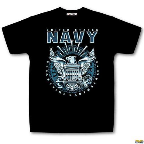 US Navy T Shirt   US Wings