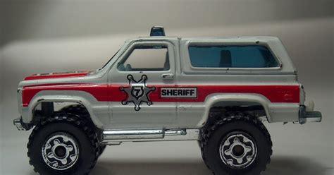 Chevy Blazer Matchbox 4x4 Chevy Blazer