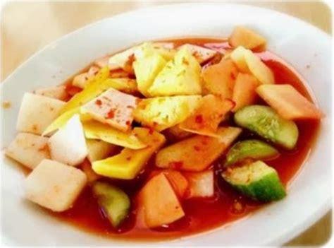 cara membuat manisan mangga yg praktis resep masakan praktis asinan buah